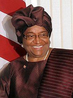 Ellen_Johnson-Sirleaf/photo Wikipédia