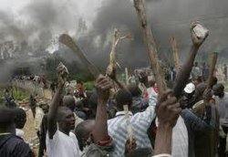 violence_kenya_Nairobi December 31, 2007. Reuters.